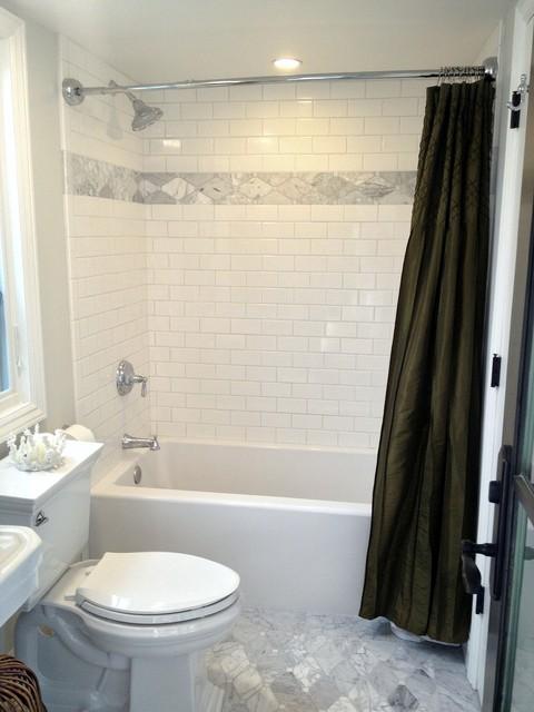 Manhattan beach rehab traditional bathroom los for Bathroom rehab