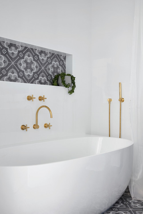 bathtub. Black Bedroom Furniture Sets. Home Design Ideas