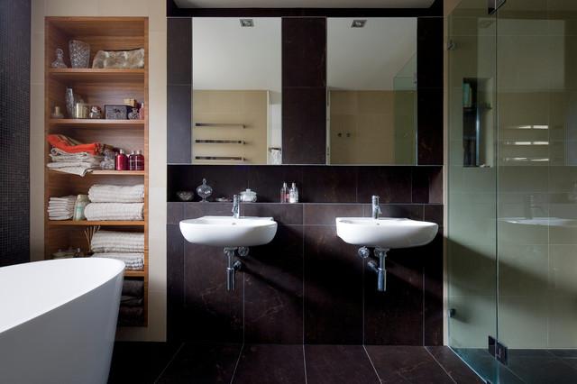 MANLY - Addison Rd modern-bathroom