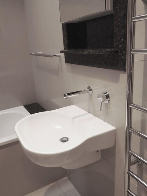 Manly modern bathroom sydney by hassle free