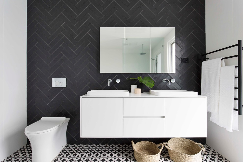 ManlyVale House - Contemporary - Bathroom - Sydney - by ...