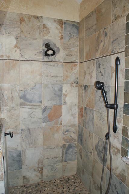 Mann traditional-bathroom