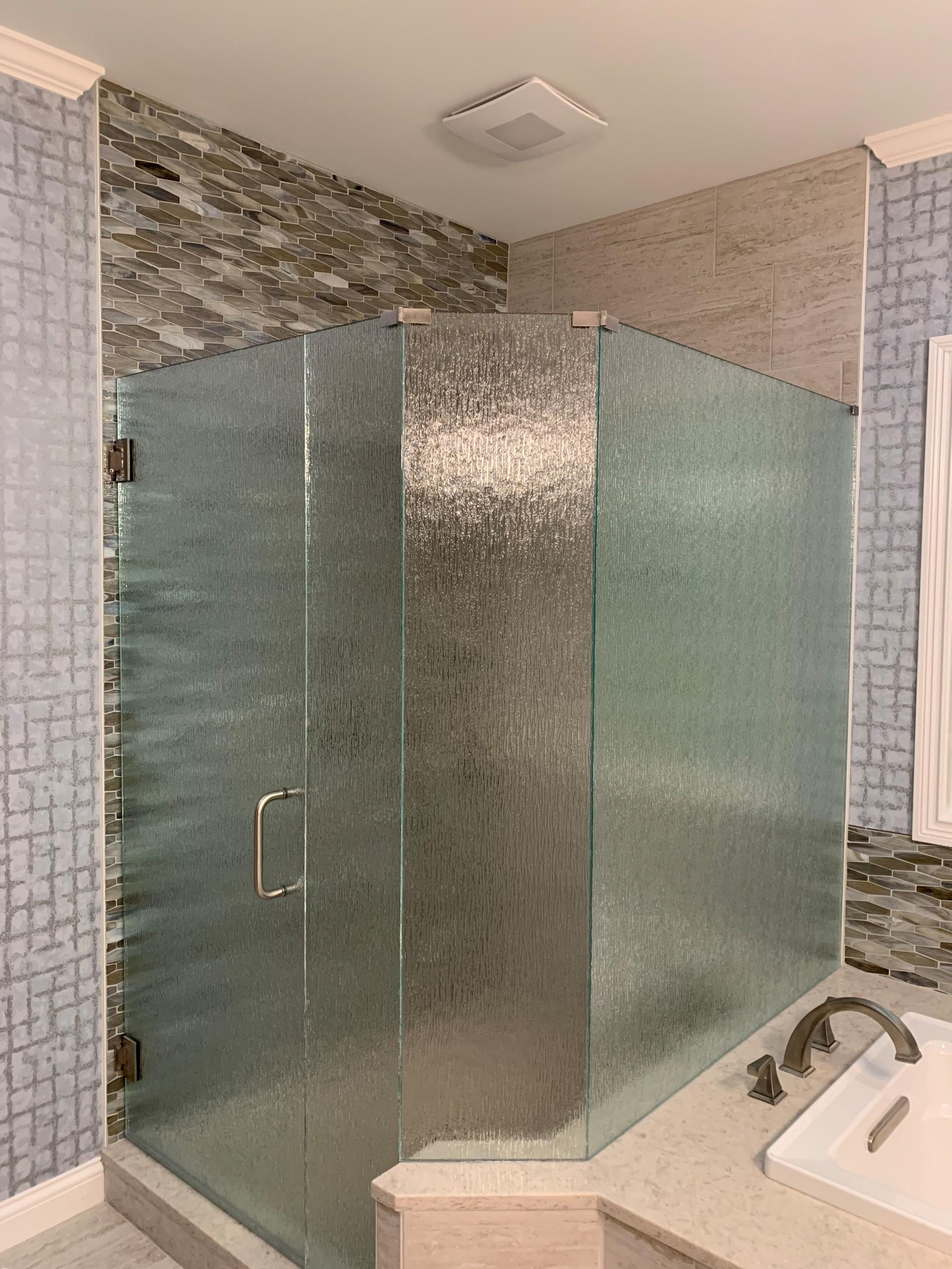Manor master bath