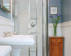 Mansard Bathroom traditional bathroom