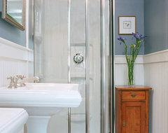 Mansard Bathroom traditional-bathroom