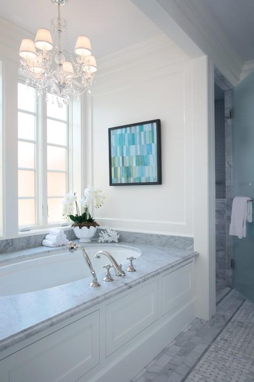The Granite Gurus Whiteout Wednesday 5 White Baths With