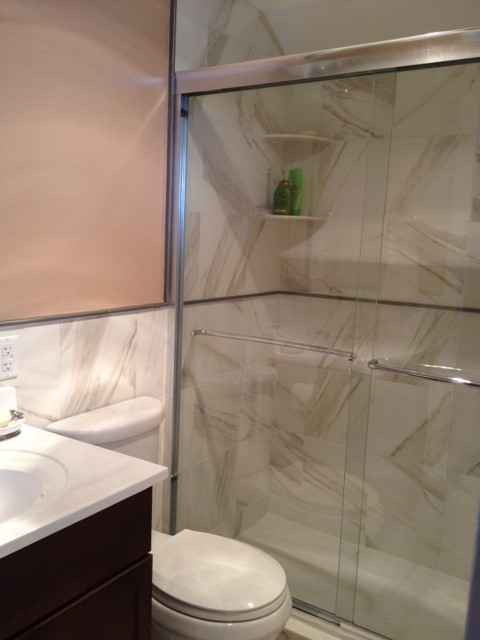 Marazzi Timeless Collection Bathroom - Traditional ...