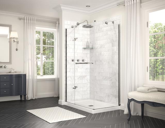 Marble Designer Series - Carrara - Traditional - Bathroom - Montreal ...