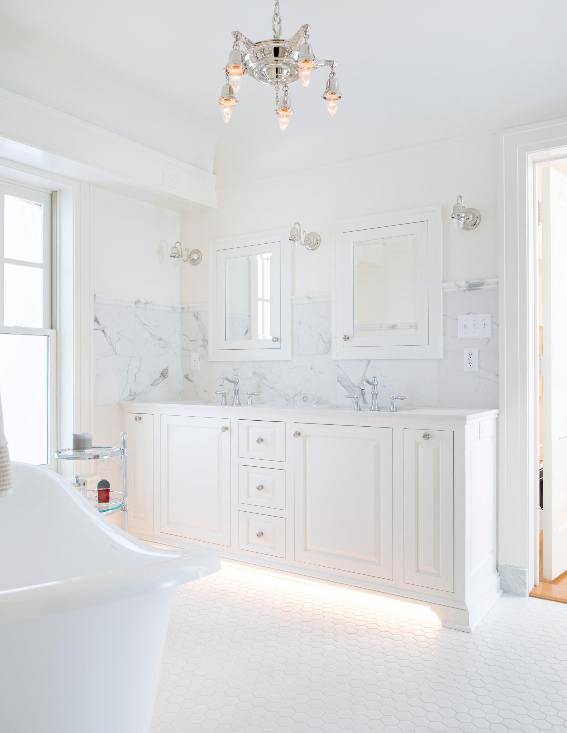 Marble Master Bath Retreat