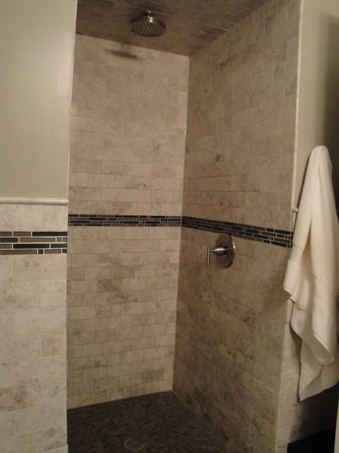 Marble Subway Tile Bathroom contemporary bathroom. Marble Subway Tile Bathroom