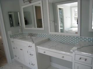 Marble Vanity Countertop Traditional Bathroom Philadelphia By Stoneshop