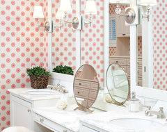 Marblehead Residence beach-style-bathroom