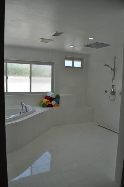 Marcel - Master Bathroom modern-bathroom