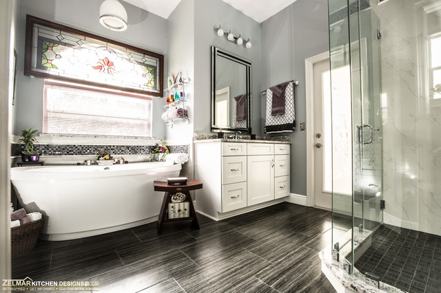 Marcoux Zelmar Bathroom Remodel Contemporary Bathroom Orlando By Zelmar Kitchen
