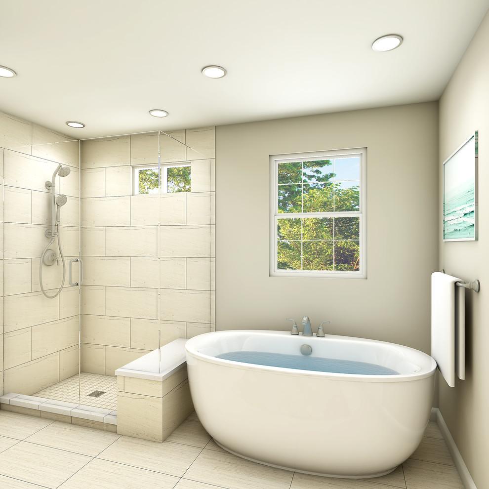 marfil master  traditional  bathroom  milwaukee