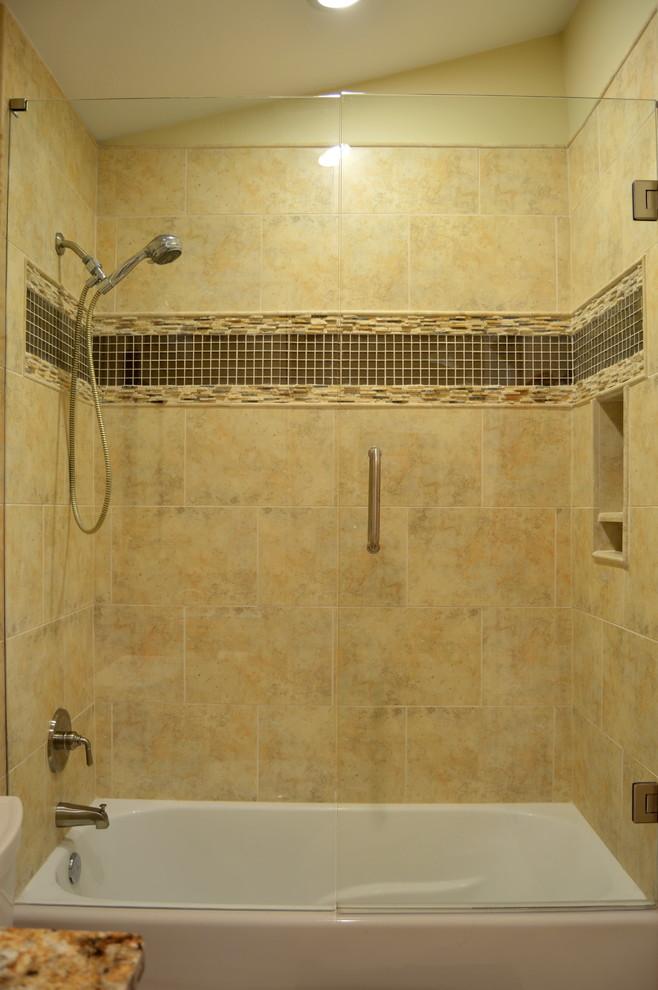 "Marietta, GA - ""Bathroom 911"" Remodel - Transitional ..."