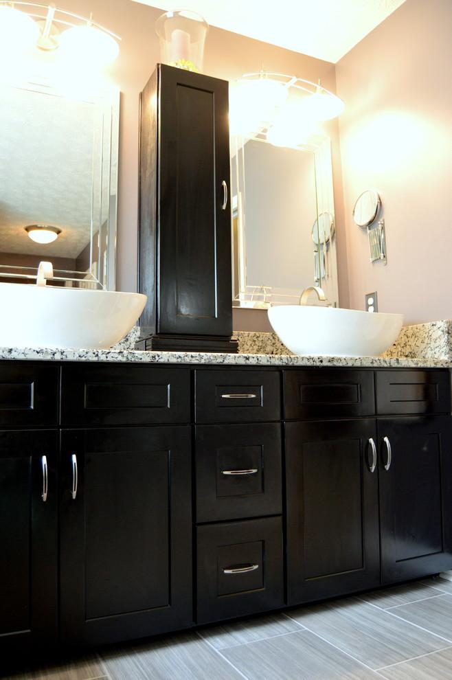 Marietta, GA - Euro-Style Master Bathroom Remodel ...