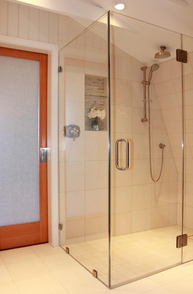 Marin County Guest House - Contemporary - Bathroom - San ...