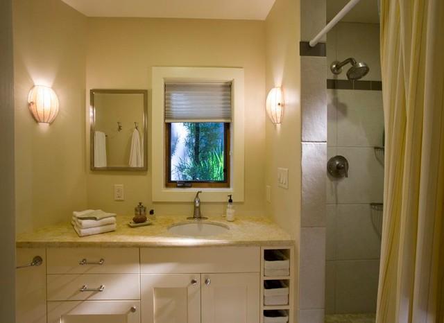 Marin Designers Showcase Transitional Bathroom San