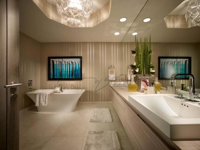 Marina palms yacht club residences contemporary for Steven g interior designs