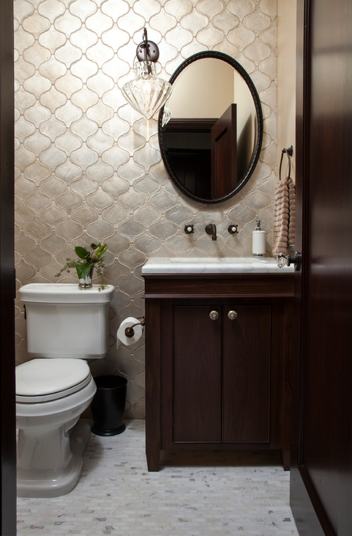 arabesque tile bathroom arabesque tile 2016 tile of the year bee of 10119