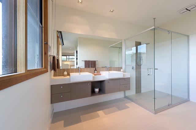 Mark Gleeson Design modern-bathroom