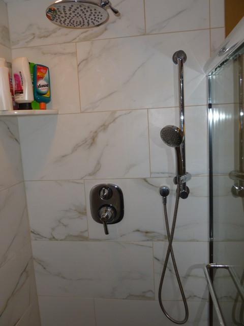 Mark Thorne's designs traditional-bathroom