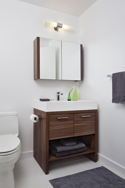 Market modern bathroom