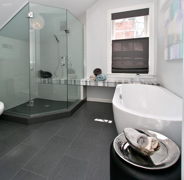 Marmara Marvelous Master Bath Contemporary Bathroom
