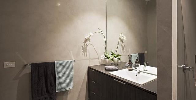 Bagni In Marmorino : Marmorino tadelakt contemporaneo stanza da bagno melbourne