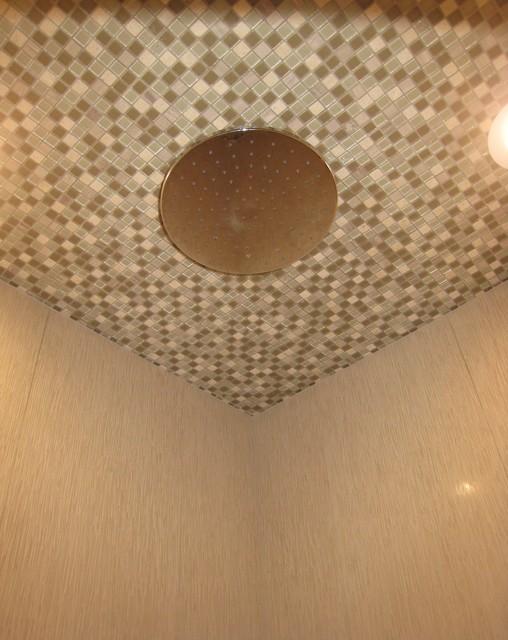 Marquette Master Bathroom contemporary-bathroom