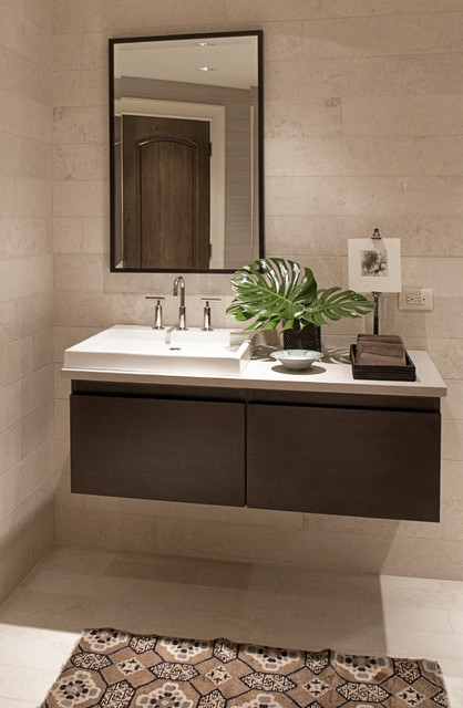 Marshall Morgan Erb Design Inc. contemporary-bathroom
