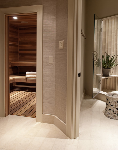 Marshall Morgan Erb Design Inc. contemporary-bathroom