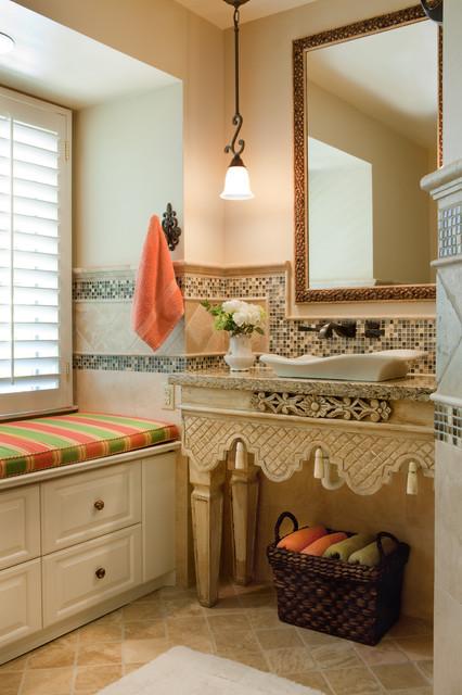 Mary's Greenwood Village Bathroom eclectic-bathroom