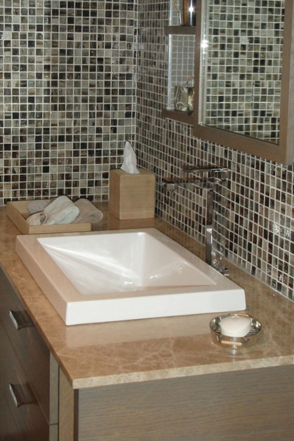 Marzi Sinks at Home contemporary-bathroom