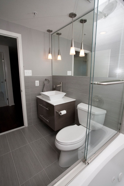 Scarlett Place Baltimore,MD - Contemporary - Bathroom - other metro - by Turner Design Firm