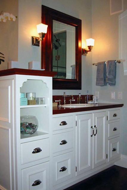 mashnee island residence - master - dpshc.10 traditional-bathroom