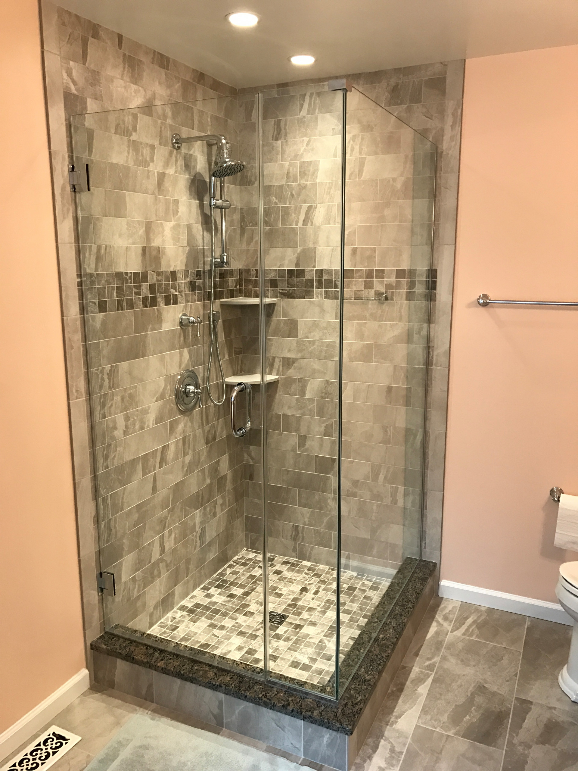 Master and Guest Bathroom Remodels