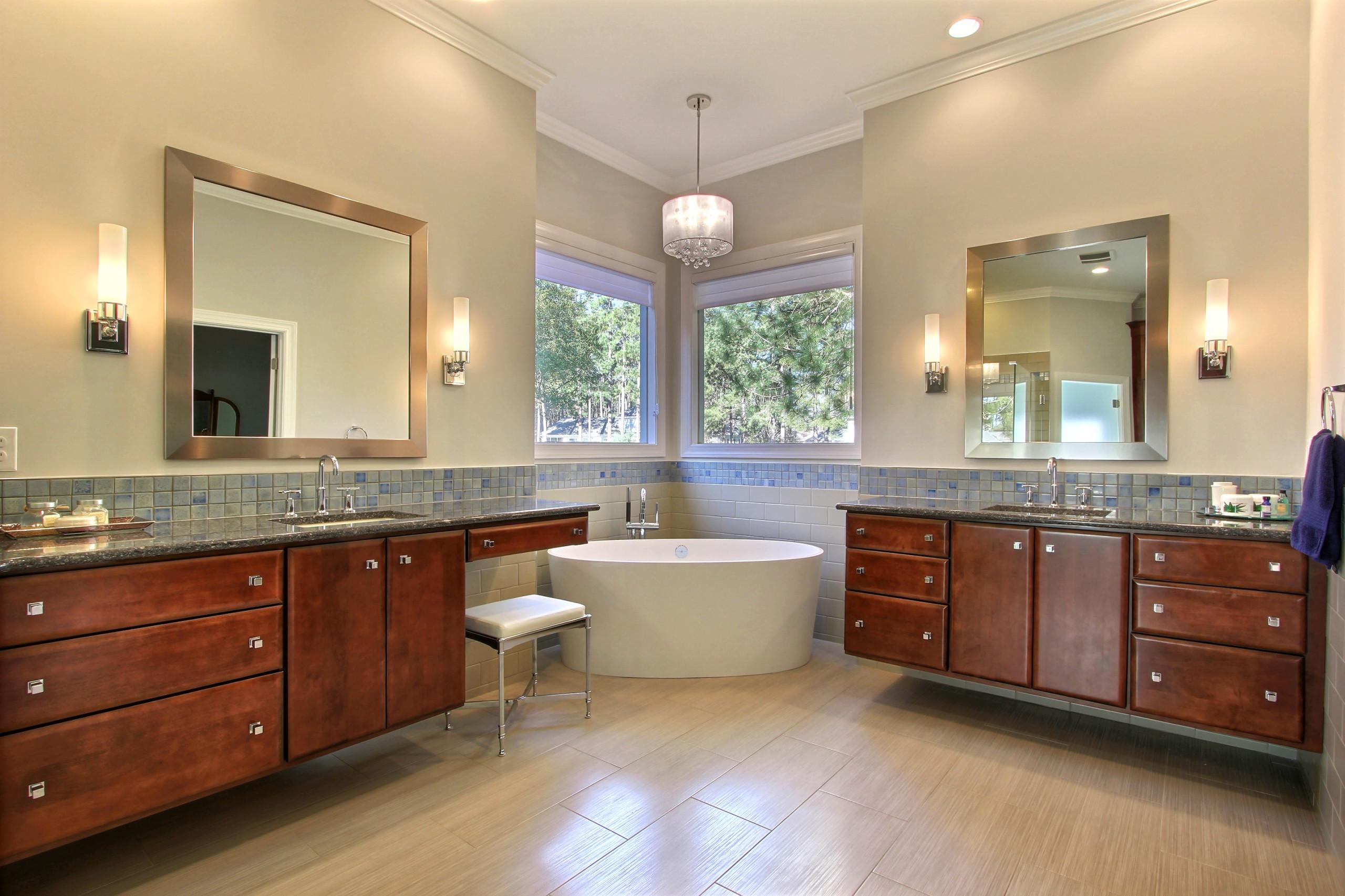 Master & Guest Bathrooms