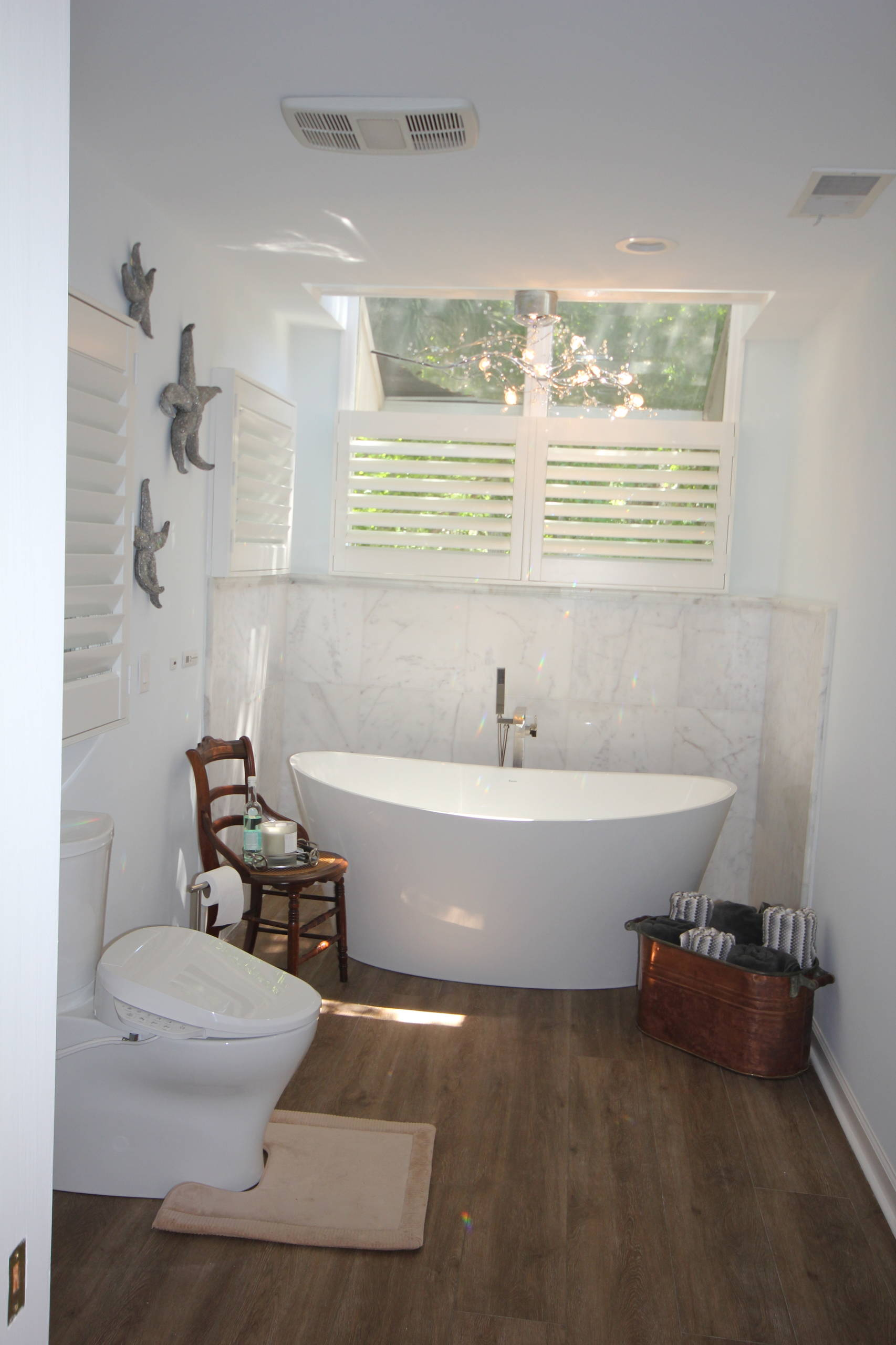 Master Bath After Remdoel