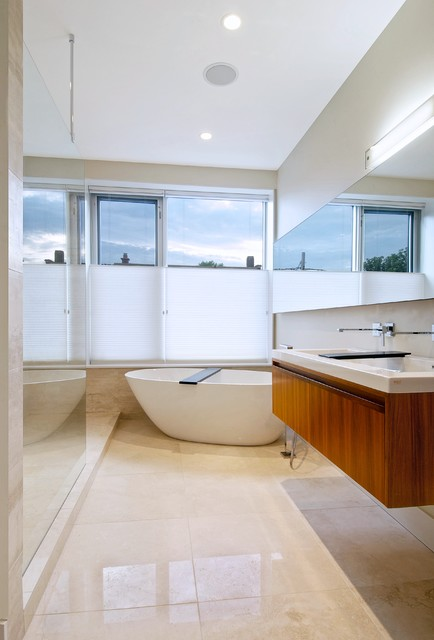 Master Bath Modern Bathroom Toronto By Andrew Snow