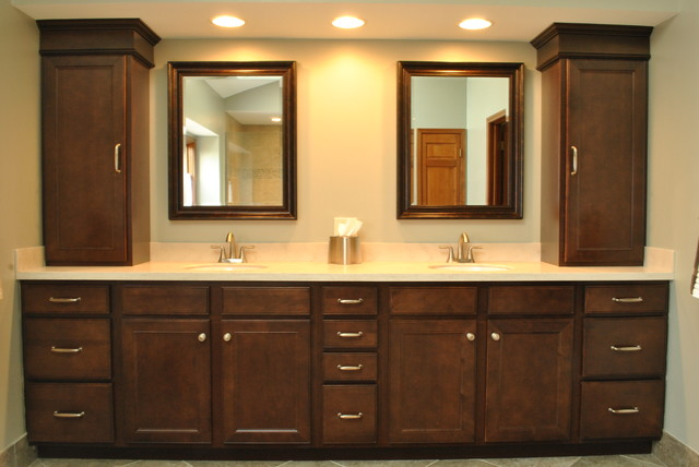 Master Bath Carmel Indiana 2014 Traditional Bathroom Indianapolis By The Homewright Llc