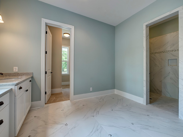 Master Bath - Transitional - Bathroom - other metro - by Center Point Cabinets