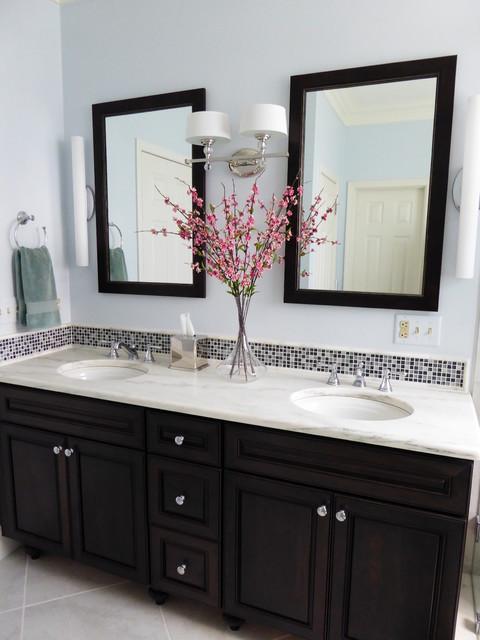 Master Bath Transitional Bathroom Indianapolis By Christine Bhe Bhe Design Llc