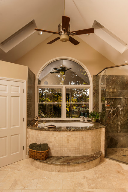 Master Bath Durham Nc Transitional Bathroom Raleigh By Steven Paul Whitsitt Photography