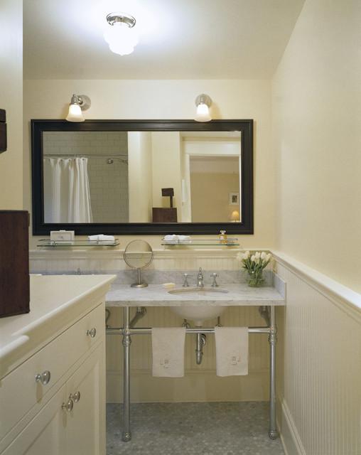 Master Bath Traditional Bathroom Portland By Emerick Architects