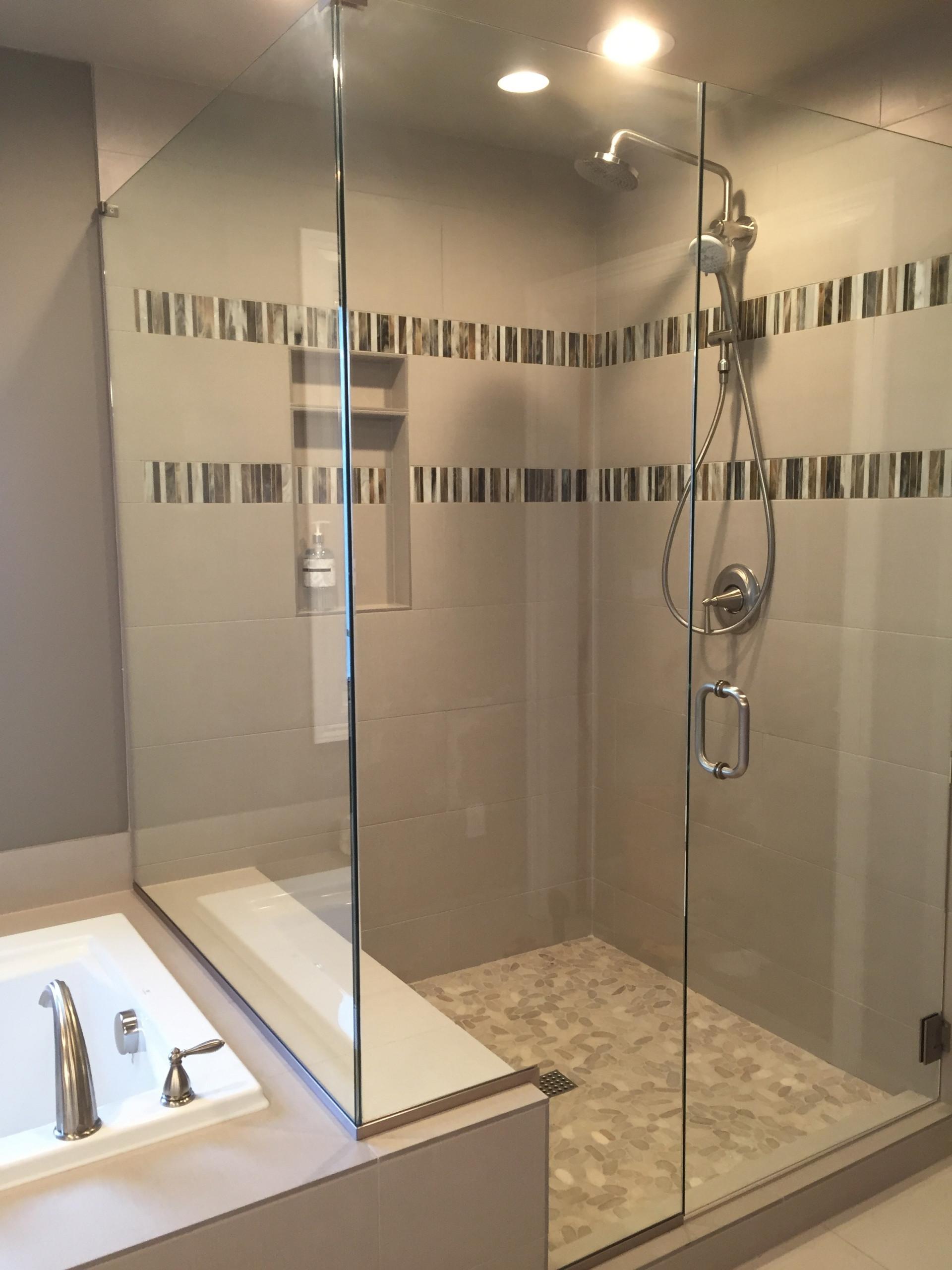 Master Bath Facelift
