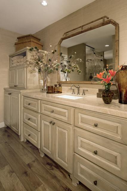 Master Bath eclectic-bathroom