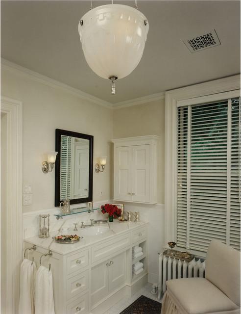 Master Bath Traditional Bathroom Boston By Giambastiani Design
