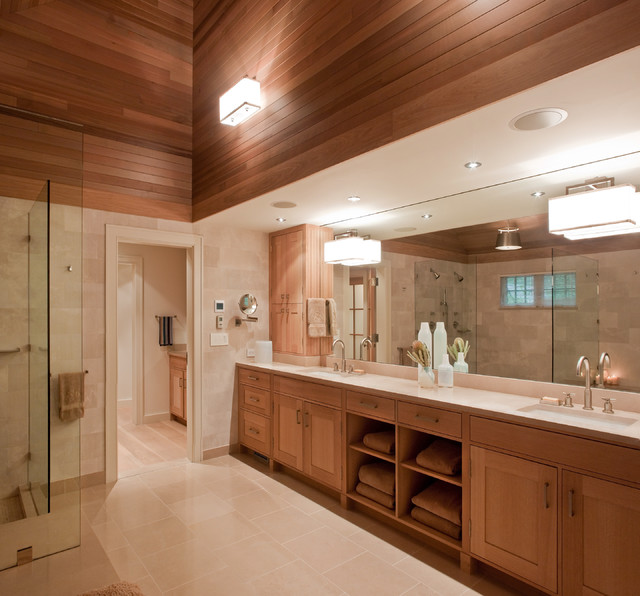Master Bath contemporary-bathroom